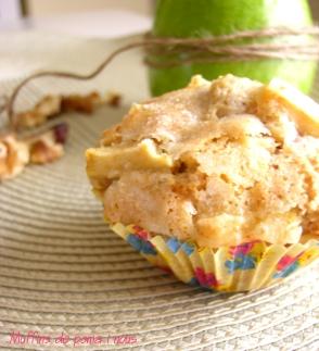 muffins de poma i nous
